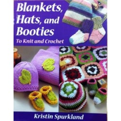 Blankets, Hats, and Booties
